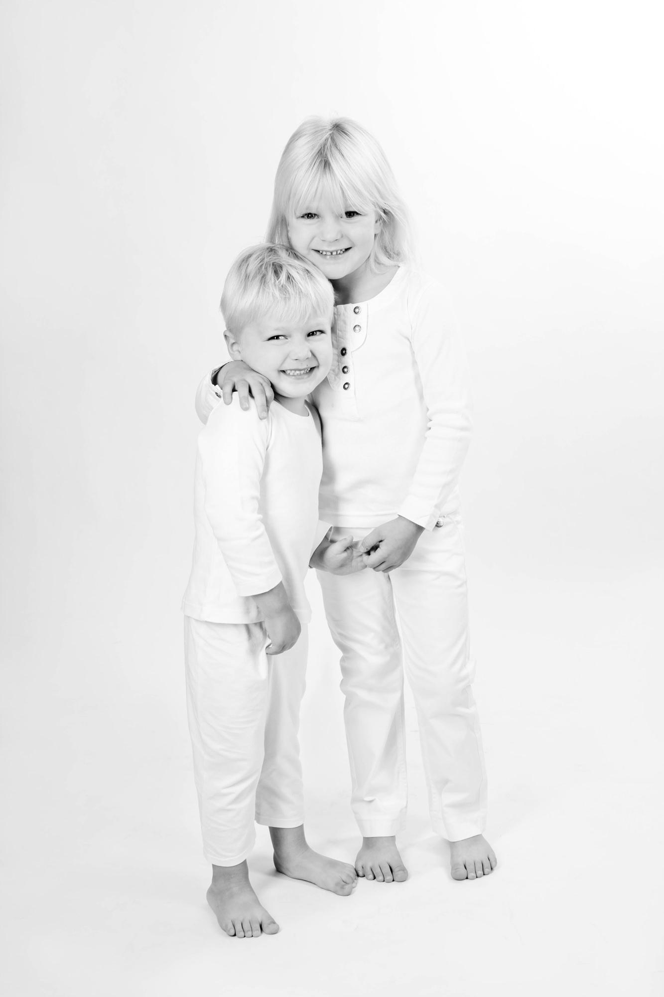Kinderfotografie Geschwister