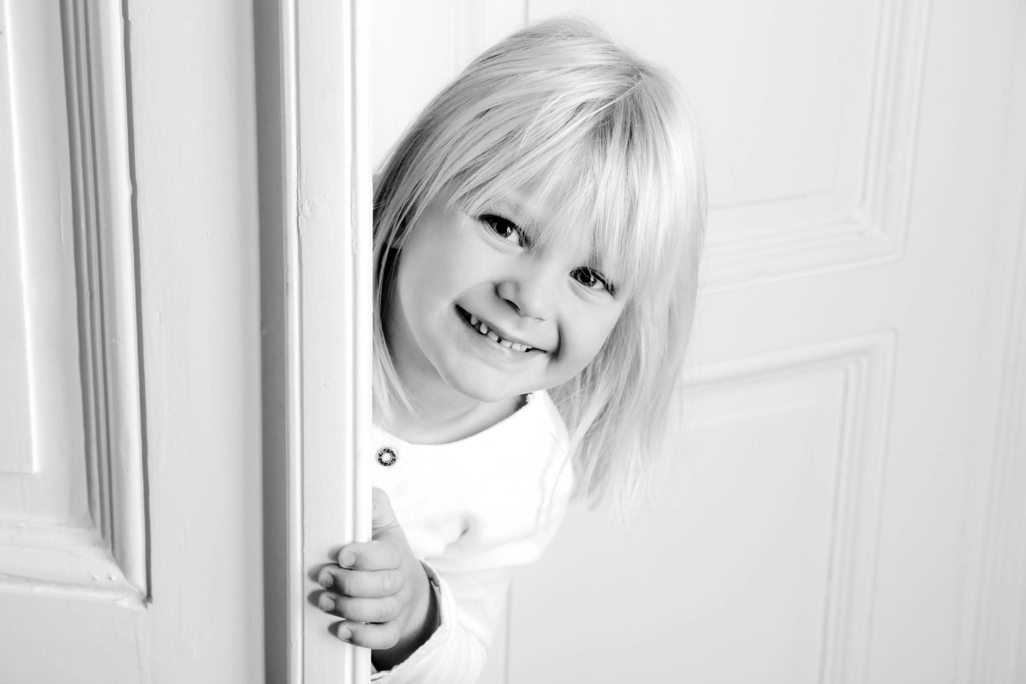Kinderfotografie Mädchen